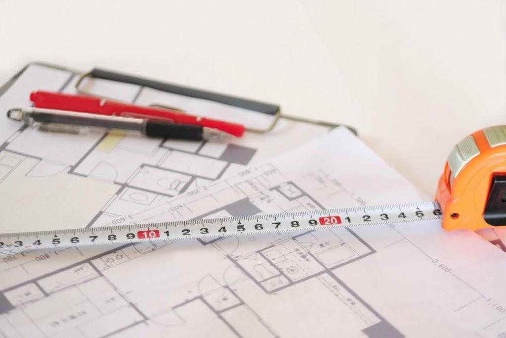 住宅図面プランニング
